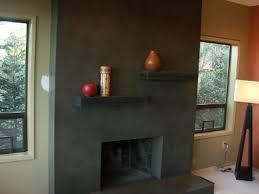 cool concrete fireplace mantels fireplace surrounds vhomez