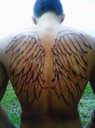 wing tattoos 125 angel wing tattoos that are heavenly