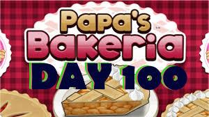 jeux de cuisine papa s papa s bakeria day 100