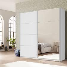Schlafzimmerschrank Reinigen Schwebetürenschrank Quadra Schafft Ordnung Im Schlafzimmer Home24