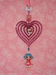 lalaloopsy purple ornament embellished glass bulb ebay