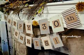 30th birthday party decorations for her – Hpdangad
