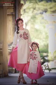 ĐN] 6 shop áo di cách t¢n dnh cho mẹ đẹp bé xinh đ³n tết sum vầy