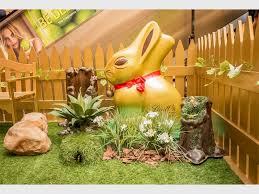 lindt easter bunny happy easter with lindt sandton chronicle