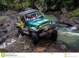 jeep indonesia suv in the tropical jungle march 7 2013 adventure car