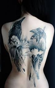 60 mysterious raven tattoos ravens tattoo and tattoo designs