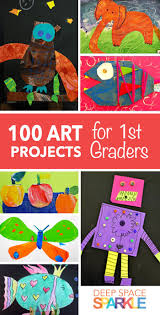 76 best first grade art projects images on pinterest deep space