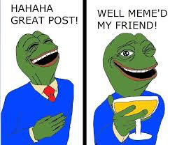 De Meme - pepe the frog know your meme