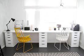 decoration de bureau maison un bureau à la maison