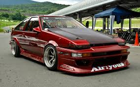 stanced toyota celica jdm stance toyota ae86 walldevil