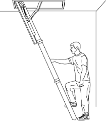 insulated attic ladders and hatches