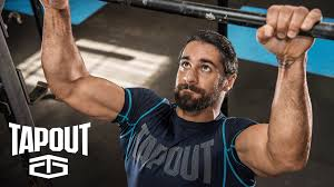 tap out mp3 behind the scenes of seth rollins workout powered by tapout youtube