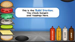 jeux de cuisine papa s papa s burgeria jeu de cuisine d un hamburger mimibuzz