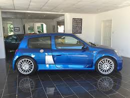 renault clio sport 2004 used 2004 renault clio v6 renaultsport v6 255 for sale in west