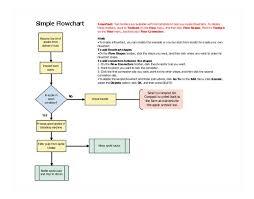 excel flowchart template playbestonlinegames