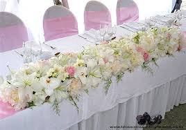 wedding flowers for tables bridal table flowers bridal table table flowers and reception