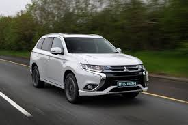 cool electric cars mitsubishi outlander phev mitsubishi
