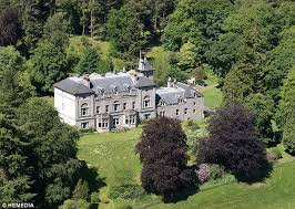 glen affric estate highland estate made famous in monarch of the glen goes on the