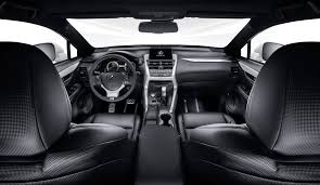 lexus nx interior custom lexus nx f sport designed by will i am lexus enthusiast