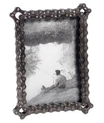 home decor archives for men gifts for men gifts bike chain picture frame