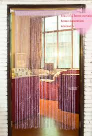 Vertical Blinds Room Divider Fashion New Tassel Curtain Door Window Valance Line String Curtain