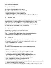 descriptive essay about a place sample useful phrases describing weather sky thunder