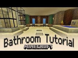 minecraft tutorial how to build a house part 9 master bedroom