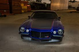 This Custom Built by Gap Racing Goes All Out On This Custom Built 1971 Camaro