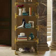 jacques brass etagere modern furniture jonathan adler