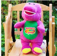 barney toys ebay