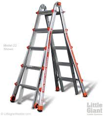 Fold Up Step Ladder by Little Giant Alta One Ladder Type 1 Alta One Ladders