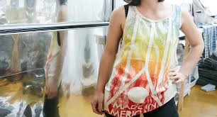 recycle a t shirt into a tank top weallsew