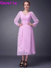 popular mother bride dresses tea buy cheap mother bride dresses