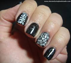 sons of anarchy nail designs image collections nail art designs
