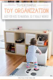 Toy Organization by Simple Toy Organization That Really Works