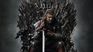 eddard 39ned39 stark game of thrones house iron throne sean bean