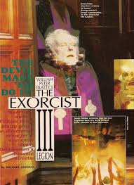 the exorcist halloween background sound more on u201cthe exorcist iii u201d and possible director u0027s cut u2013 reel to real
