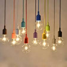 Pendant Light Design Multi Color Pendant Light With Lighting Design Ideas Colored Glass