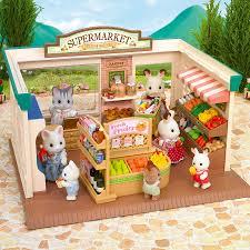 sylvanian families supermarket toys r us australia edie