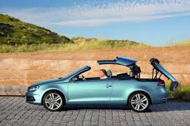 volkswagen convertible eos white vw rumored to stop making the eos at the end of 2014 because of