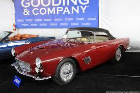 old maserati convertible 1960 1964 maserati 3500 gt spyder maserati supercars net