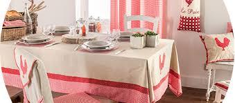 la nappe de table