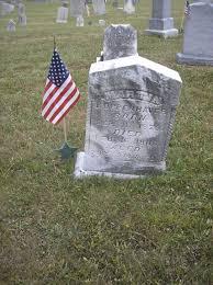 Grave Marker Flags Civil War Blog Martin Koppenhaver U2013 Was He A Civil War Veteran