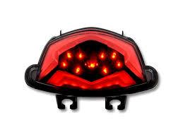 gsx s1000 tail light lights4all com led tail light suzuki gsx s 1000 2015 smoked