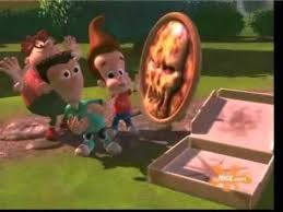 pizza aggressive jimmy neutron happy family happy hour