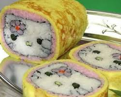 hello fait la cuisine le kit à faire les sushis à l effigie de hello michtoblog