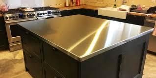 island kitchen counter kitchen countertop stainless steel kitchen island glass
