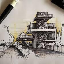 best 25 architectural sketches ideas on pinterest architecture