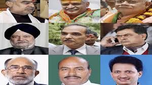 Cabinet Of Narendra Modi Modi Cabinet Ministers Full List Of New Council Of Ministers