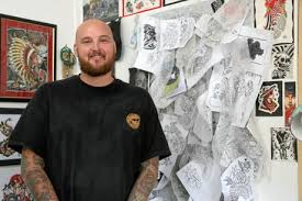 get inked and support charity gympie times